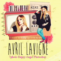 Avril Lavigne PHOTOPACK by HappyAngelPS