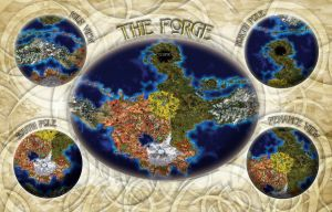 Map of the forge by sethu13