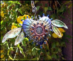 Soul Spirit  - Mandala Muse  - Sun-catcher by andromeda
