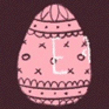 Happy Easter Eggs gif!!! by Distorted-Eye