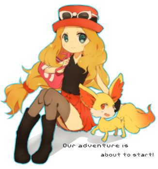 Our Aventure is About to Start! by Piyoyan