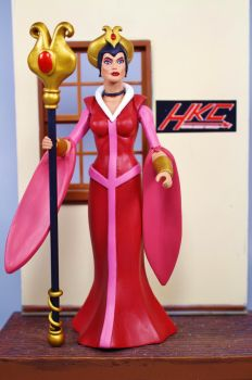 Queen Sumana Masters of the Universe Classics by hunterknightcustoms