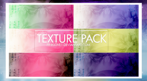 Texture Pack (1) by PinkLove1