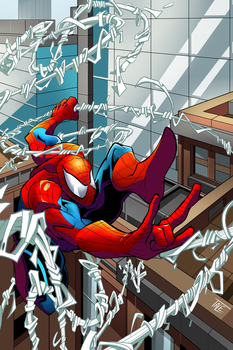Spiderman by Tale-Dude