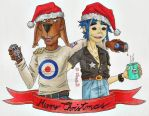 Merry Christmas to y'all! by 2D-Dipper