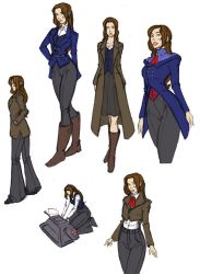 Female Doctor Outfit Designs by Bonjman