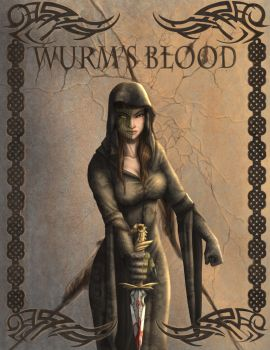 Wurm's Blood Cover (commission) by Destinyfall