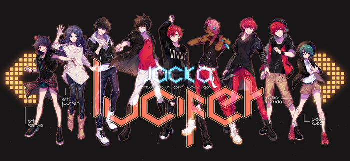 JACKA - LUCIFER by Raeyxia