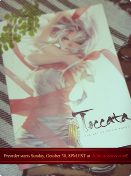 Toccata, October 30 by shilin