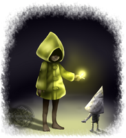 (FA) Little Nightmares  - Six by Poi-Frontier