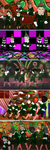 Generator Rex Christmas Dance Party? by DRAGONLOVER101040