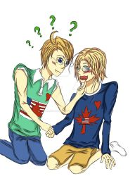 APH - America and Canada by Kazuki-kunthe-artist