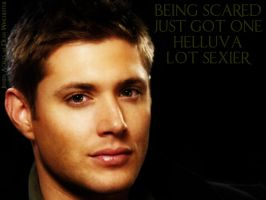 Dean_Winchester_Wallpaper_01 by grombolia