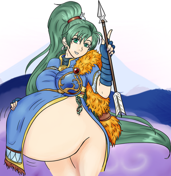 Brave Lyn Collab by soft-circles