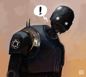 K-2SO by tohdraws