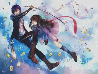 [ NORAGAMI ] by LeonS-7
