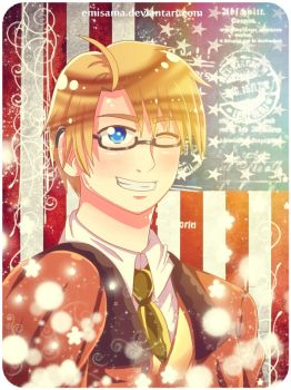 APH - United States of America by Emisama