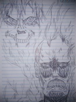 AOT sketch by Monotic