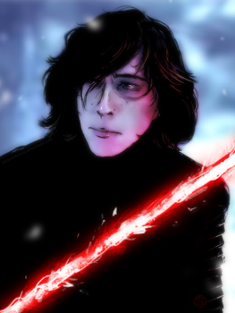 : Kylo : by BastardPrince
