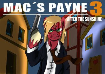 Macs Payne 3 After the Sunshine by CIRILIKO