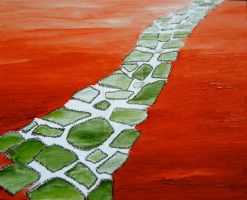yol - path III by MeralSarioglu
