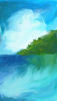 Land/Seascape by VictorianGhosts