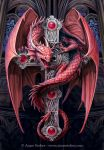 Gothic Dragon by Ironshod