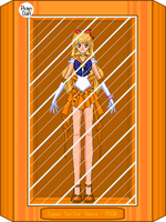 PGSM - Super Sailor Venus by PokemonOmegaandAlpha