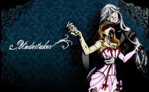 Black Butler By Kairinaie Undertaker Wallpaper Sweettartslover