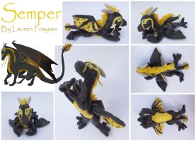 Plush Commission .:Semper:. by Lfraysse