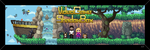 Video Game Shadow Box - Shop Banner by RollToNotDie