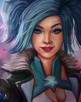 Evie by Aelini