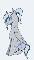 Silverlight Icestar by Pegasister8
