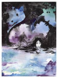 Watercolor Without Name by fee-absinthe