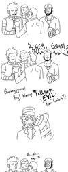 Pokemon: Odd Man Out by In-The-Machine