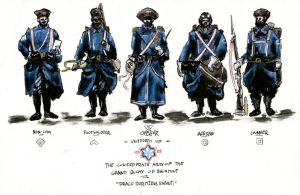 5 Military Uniform Concepts by Mikenestin