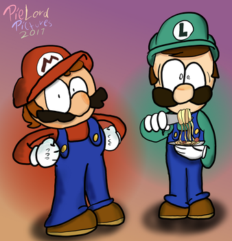 The Brothers by PieLordPictures