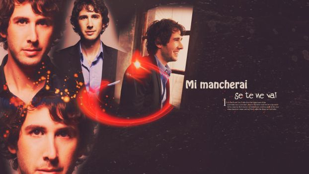 Josh Groban wallpaper 43 by HappinessIsMusic