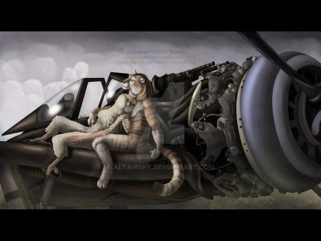 We'll be back - repaint by AltairSky