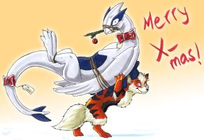 TimeShift Christmas piccy by Tacimur