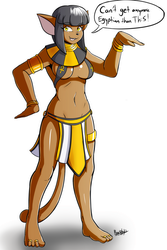 Bastet's New Look by HowSplendid