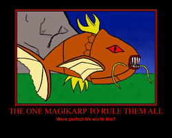 One Magikarp to rule them all by MasterRBG
