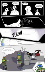 Hindsight - Chapter 3 (page 20 April Fools') by Myrling