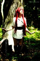 Kushina Uzumaki cosplay by HayashiRei