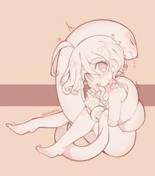 Chreanicles [NSFW] - Loving you by Darklephise