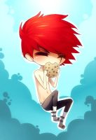 Cookies are the best things in the world by Vylin