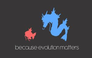 evolution matters by n-e-m-0