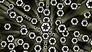 Hexagons and Stars by Dr-Pen