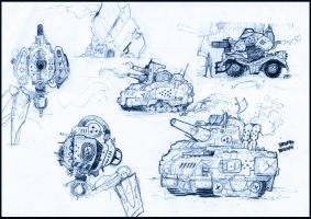 Vehicle concepts by theLateman