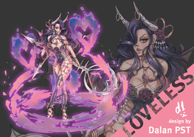 AUCTION :LOVELESS [CLOSE] by DalanPST